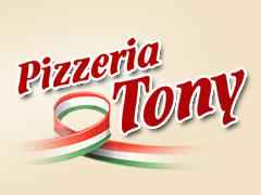 Pizzeria Tony Logo