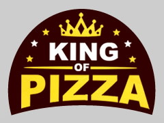 King of Pizza Logo