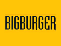 Pizzeria Big Burger Logo