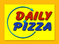 Daily Pizza Logo