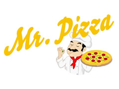 Mr. Pizza Gera Logo