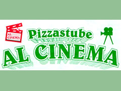 Pizzastube Al-Cinema Logo