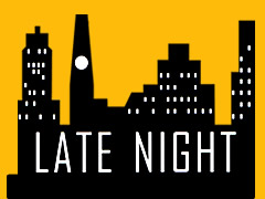 Pizzeria Late Night Logo