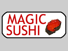 Magic Sushi FFB Logo