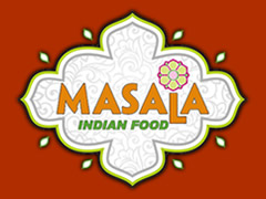 Masala Food Logo