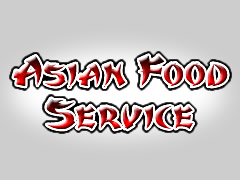 Asian Food Service Logo