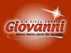 Pizza-Bringdienst Giovanni Logo