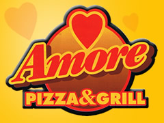 Amore Pizza & Grill Logo