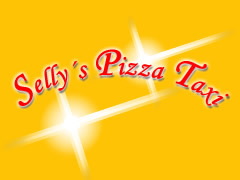 Sellys Pizza Taxi Logo