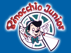 Pinocchio Junior Logo