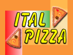Ital Pizza Logo