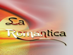 Pizza La Romantica Logo