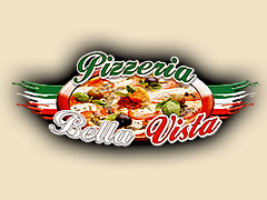 Pizzeria Bella Vista Logo