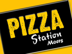 Pizza Station Logo