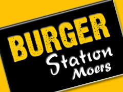 Burger Station Logo