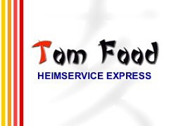 Tom Food Heimservice Logo