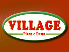 Pizza e Pasta Village Logo