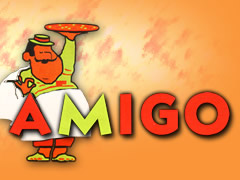 Amigo Pizza Logo