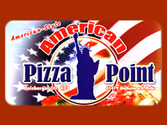 American Pizza Point Logo