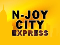 N-joy City Express Logo