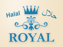 Pizza Royal Heimservice Logo