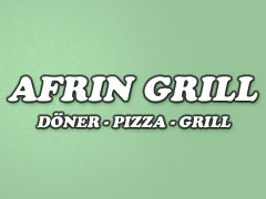 Pizzeria Afrin Grill Logo