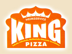 King Pizza Logo