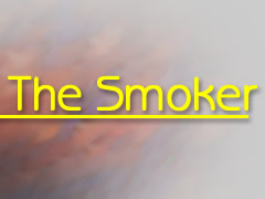 Pizzeria The Smoker Logo
