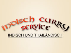 Indisch Curry Service Logo