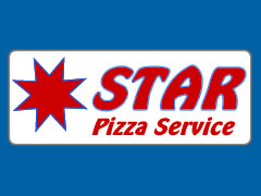 Star-Pizza Service Logo