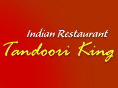 Tandoori King Indian Restaurant Logo