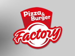 Pizza und Burger Factory Logo